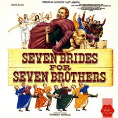 Seven Brides For Seven Brothers - Original London Cast CD