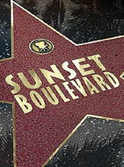Sunset Boulevard - Comedy Theatre - London Programme