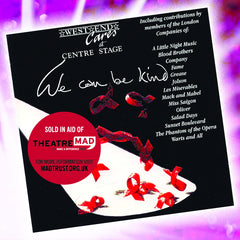 We Can Be Kind CD