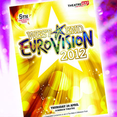 West End Eurovision 2012 Program