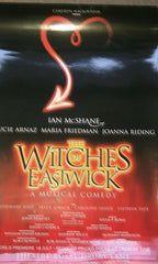 The Witches of Eastwick - Theatrical Poster