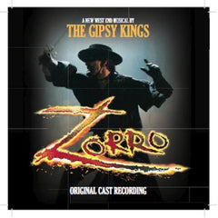 Zorro - Original London Cast CD