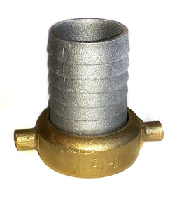 "1.5"" Pin Lug Female Hose Fitting"