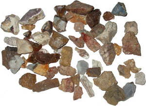 Rocks for Polishing - Crushed Mix