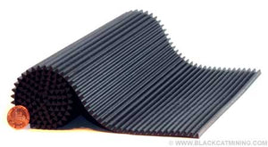Deep V Ribbed Rubber Matting