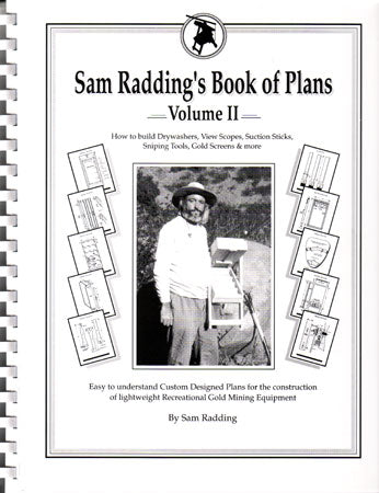 Sam Radding's Book of Plans - Volume II