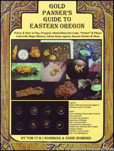 Gold Panner's Guide to Eastern Oregon