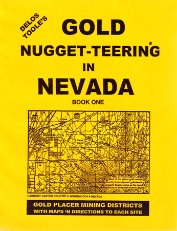 Gold Nugget-Teering in Nevada