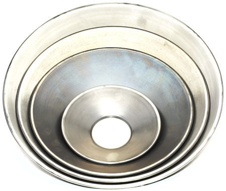 Steel Gold Pan