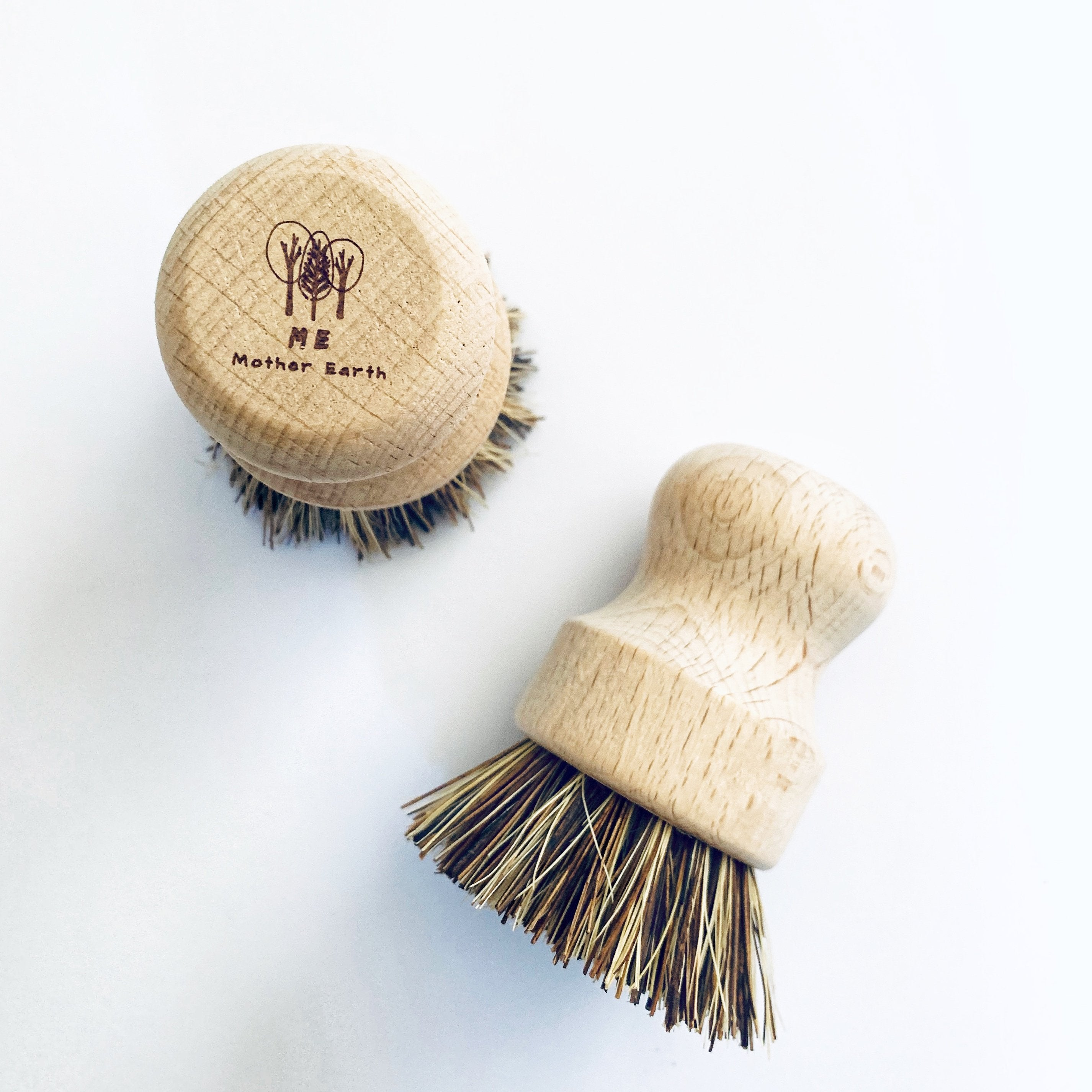 Scrub Brush for Pots and Pans