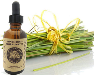Lemongrass Floral Water (Hydroflorate or Hydrosol)
