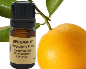 Bergamot Essential Oil (Bergaptene Free) 5 ml, 10