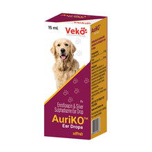 Load image into Gallery viewer, AuriKo-Ear-Drops-for-dogs-easyvetsupplies