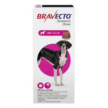 Load image into Gallery viewer, bravecto_chews_for_extra_large_dogs_88_123_lbs_pink_easyvetsupplies