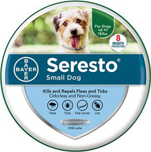 Load image into Gallery viewer, Seresto 8 Month Collar for Dogs and Cats