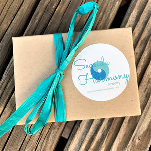 Seaside Harmony Jewelry gift box