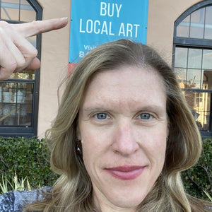 buy local art!