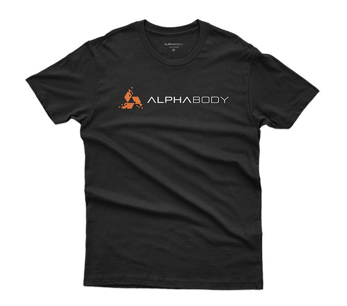 Homme>Tee-shirts Black / XS / T-Shirt Alphabody T-Shirt Alphabody