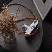 Comder leather strap for camera