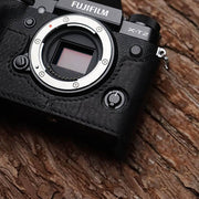 black half case for Fuji XT-2