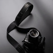 Hango leather camera strap