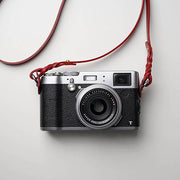 Hoden leather camera strap