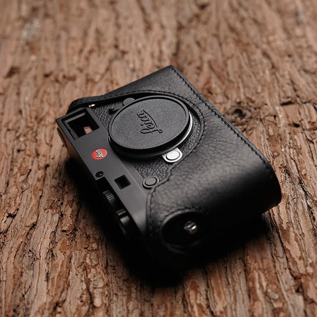 half case for Leica M10 Black