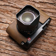 camera case for Leica Q with little handle