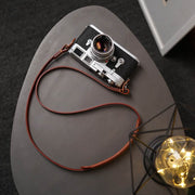 leather strap Light coffee