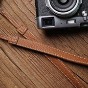 leather strap Camel
