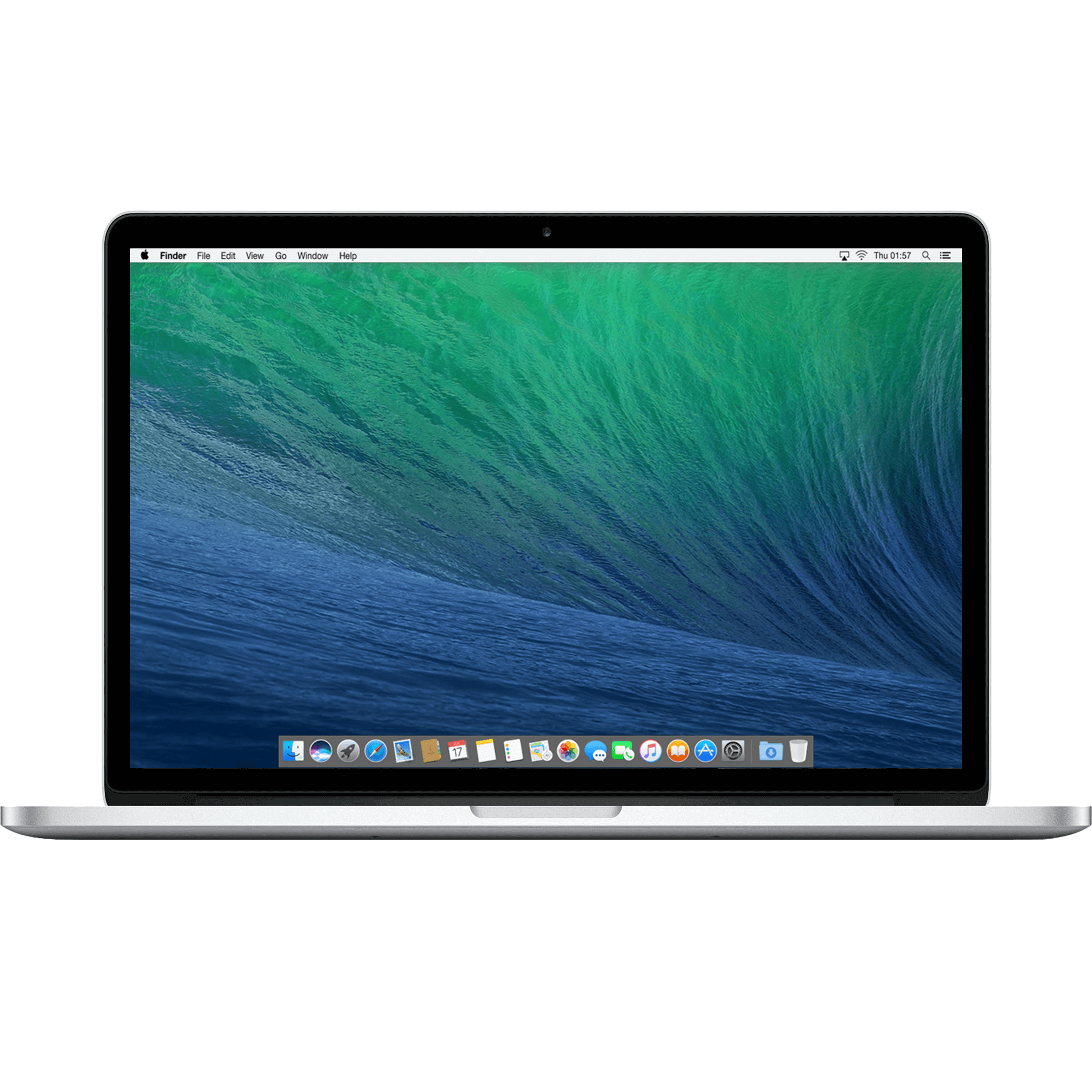 "MacBook Pro Retina 15"" Quad Core i7 2.0 Ghz 8gb 256gb"