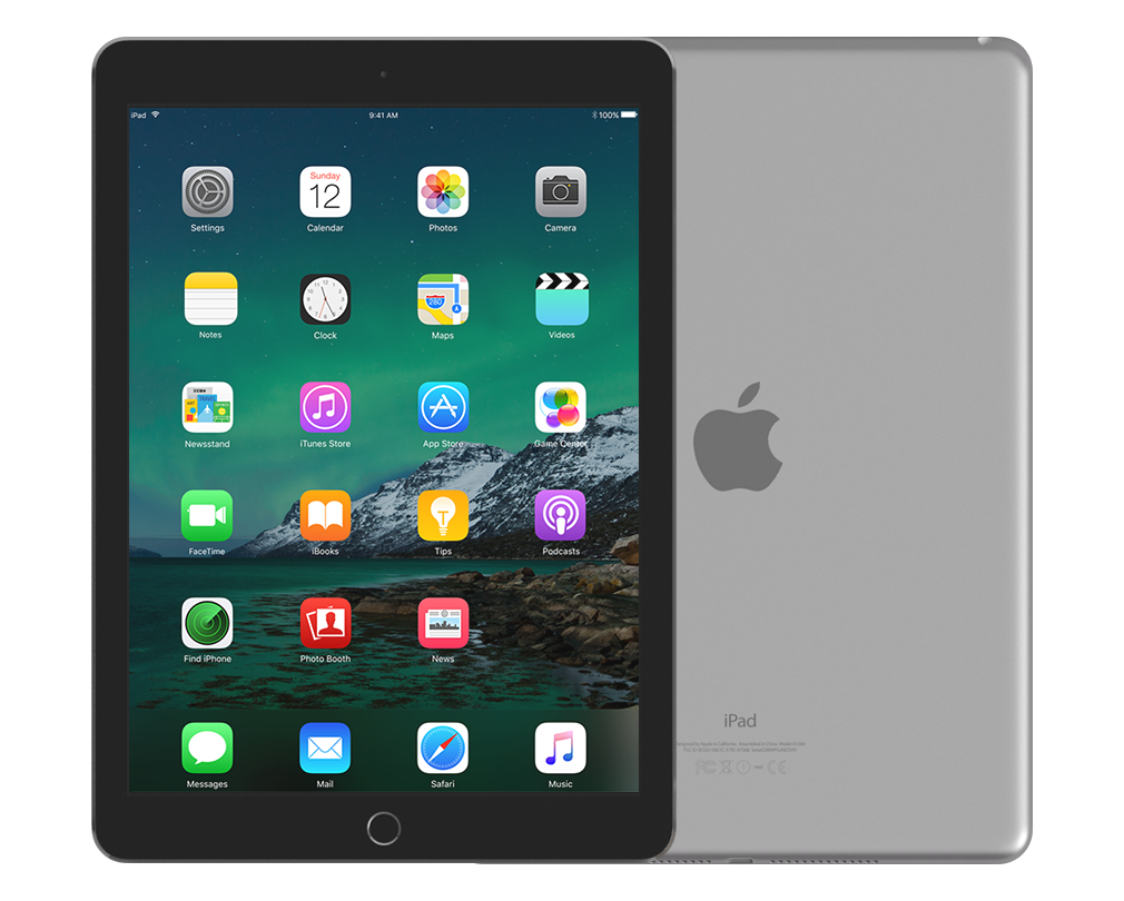 iPad Air 2 wifi 128gb