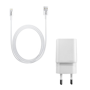 Adapter en Lightning kabel