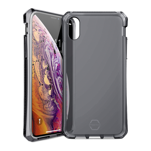 ITSKINS Level 2 SpectrumClear voor Apple iPhone X/Xs - Zwart