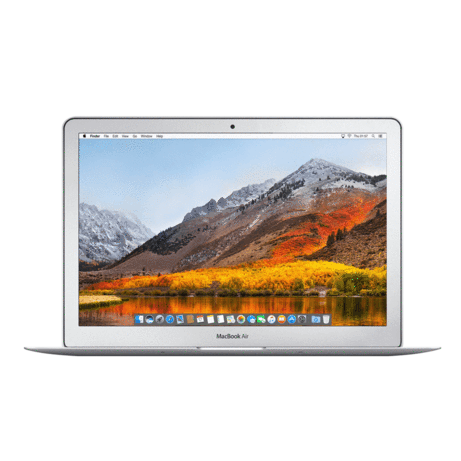 "MacBook Air 13"" Dual Core i5 1.3 8GB RAM 128GB SSD"