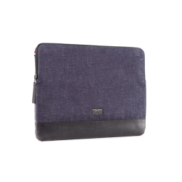 Decoded Sleeve voor MacBook 12 inch - Denim