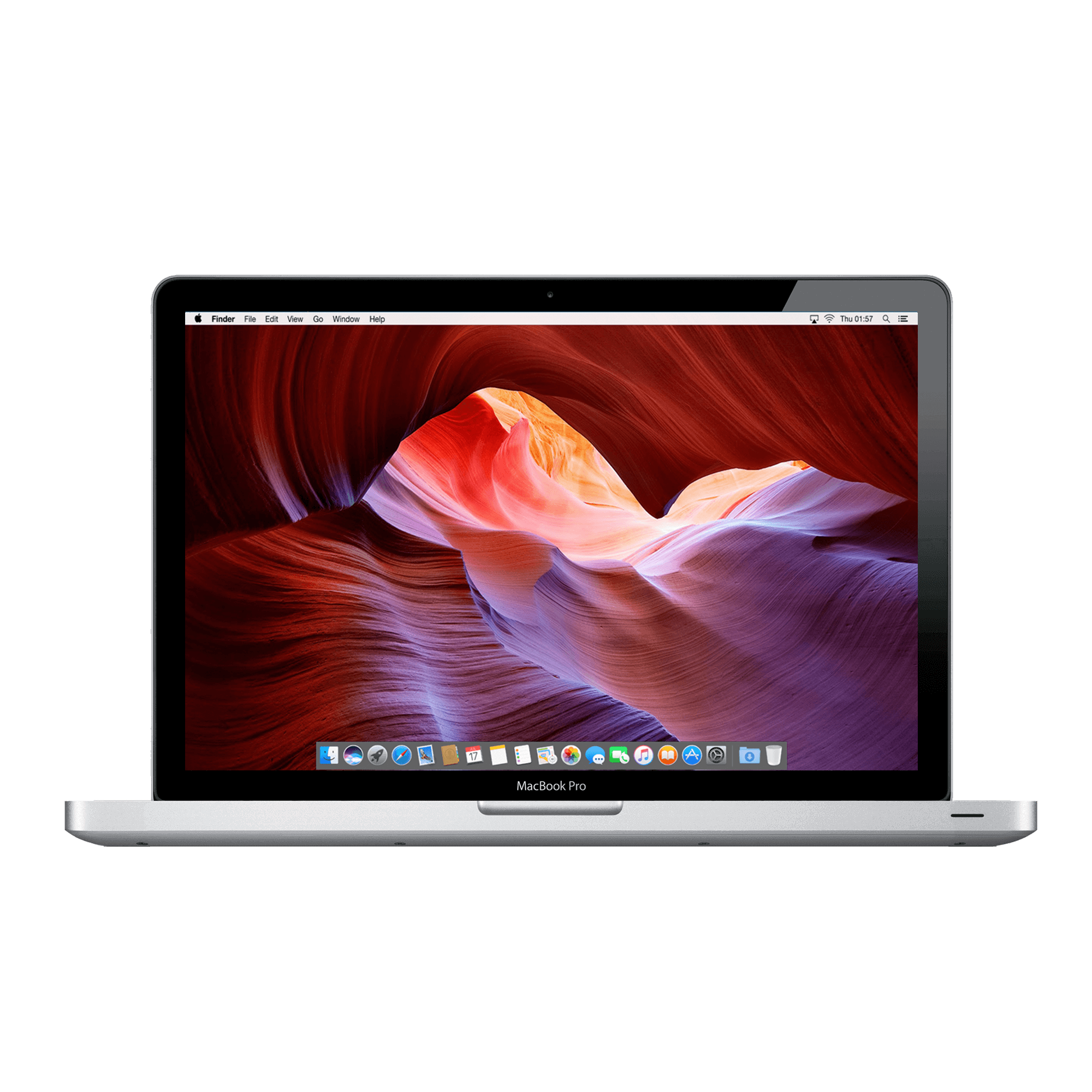 "MacBook Pro 13"" Dual Core i5 2.5 Ghz 4gb 120gb"