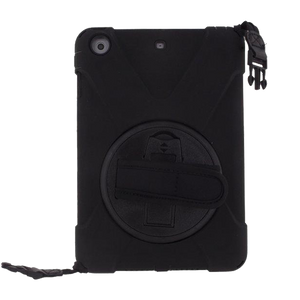 Xccess Survivor All-round Case iPad Mini 1/2/3 - Zwart