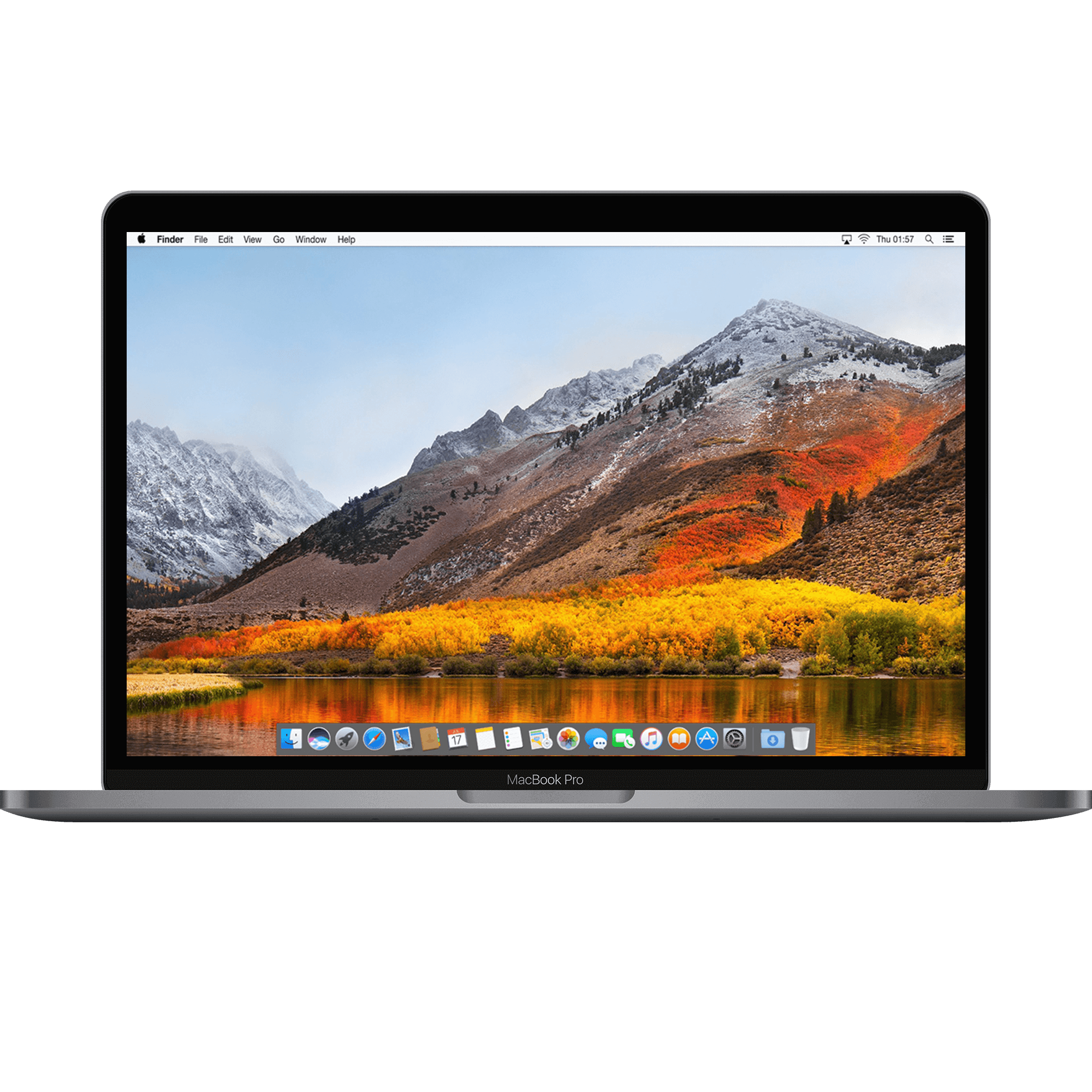 "MacBook Pro Touchbar 15"" Quad Core i7 3.1 Ghz 16gb 512gb"