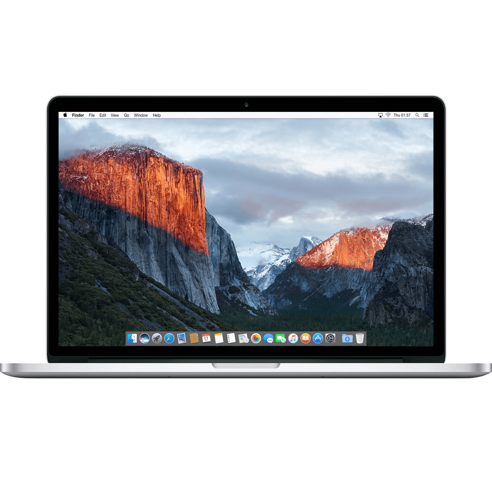 "MacBook Pro Retina 15"" Quad Core i7 2.8 Ghz 16gb 1tb"