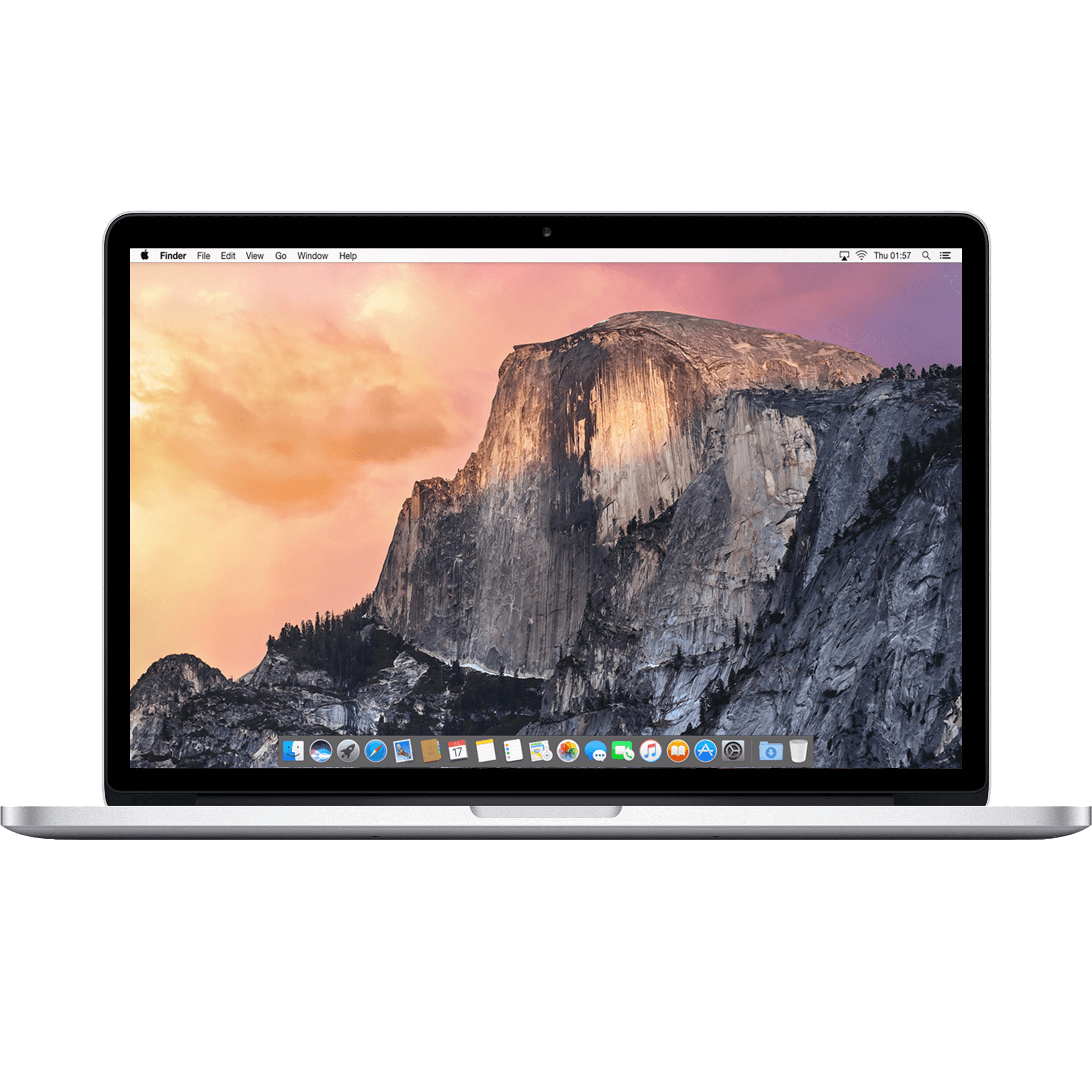 "MacBook Pro Retina 15"" Quad Core i7 2.5 Ghz 16gb 256gb"