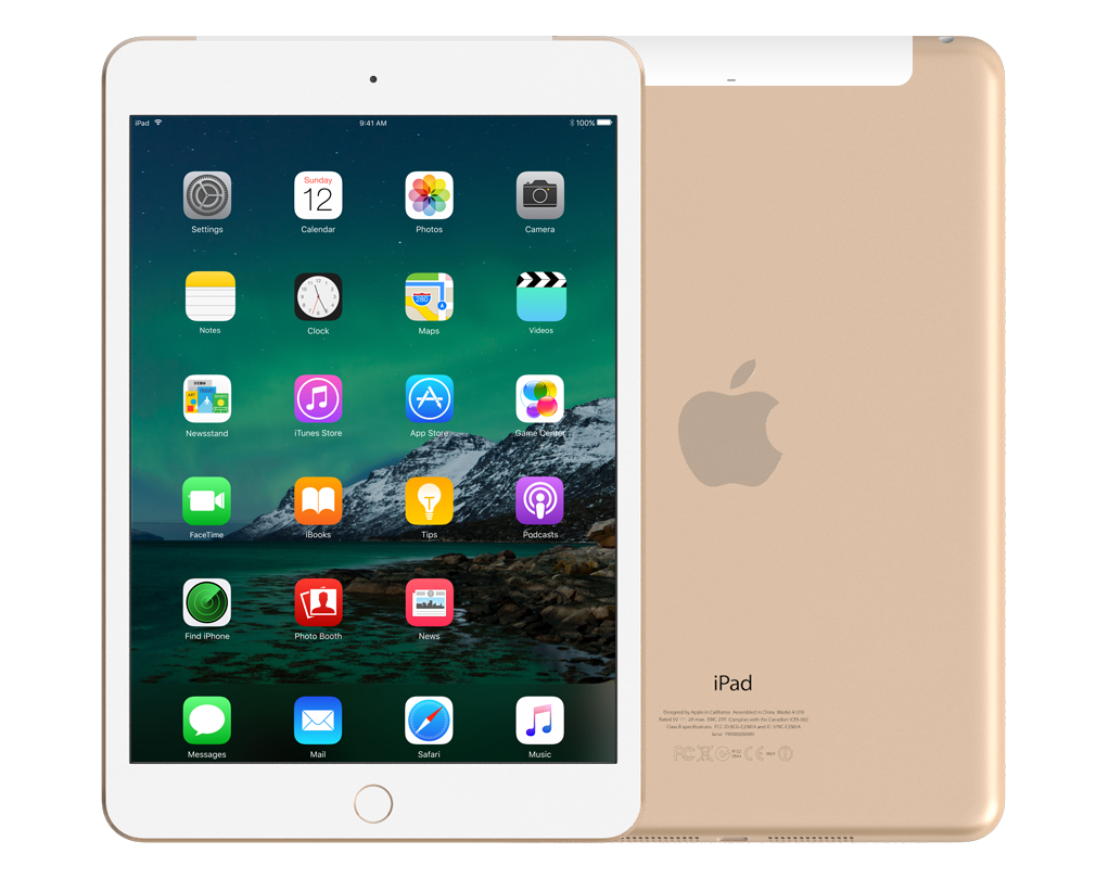 iPad Mini 3 4g 16gb