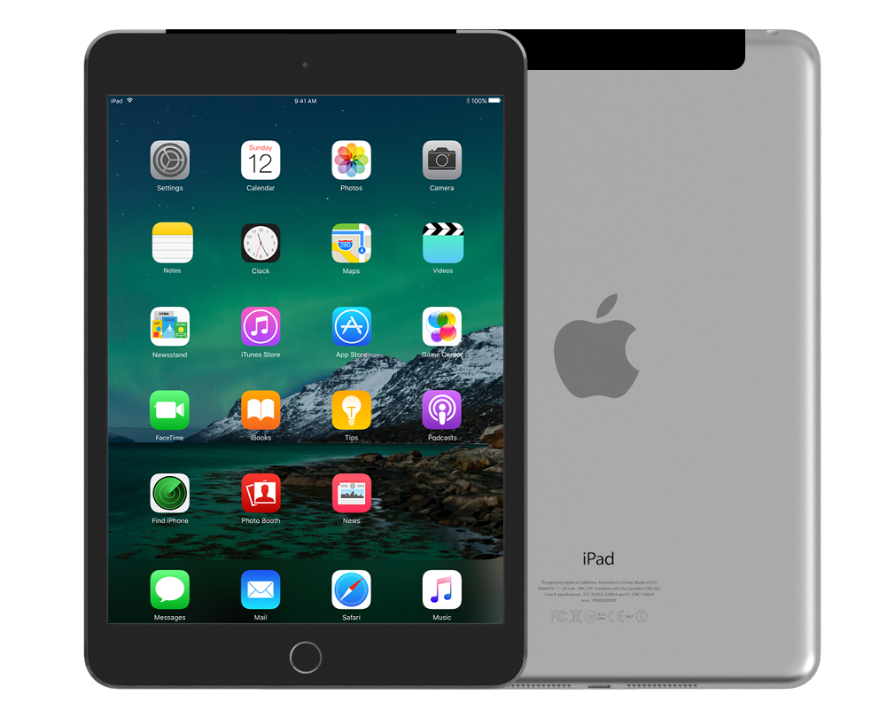 iPad Mini 4 4g 16gb
