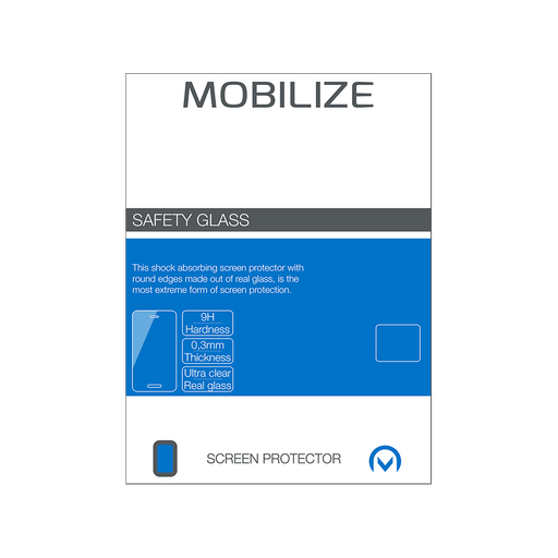 Mobilize Safety Glass Screen Protector Apple iPhone 7/8/SE (2020)