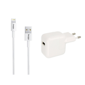Adapter & Lightning datakabel (iPad)