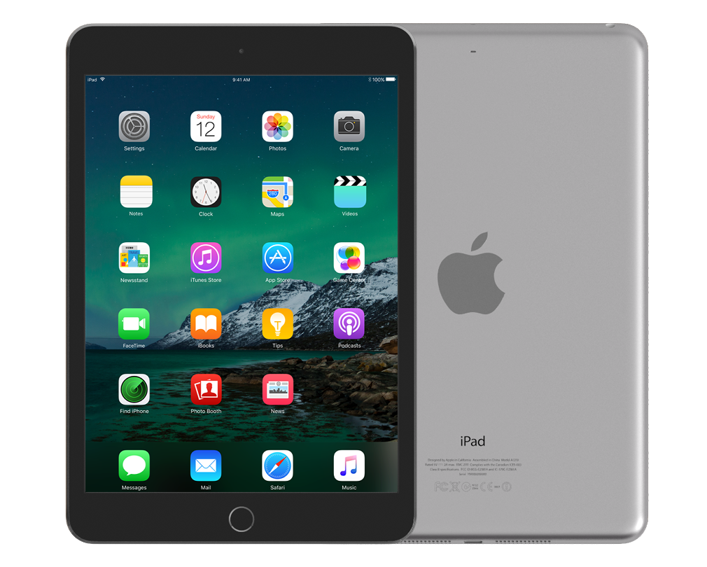 iPad Mini 3 wifi 128gb