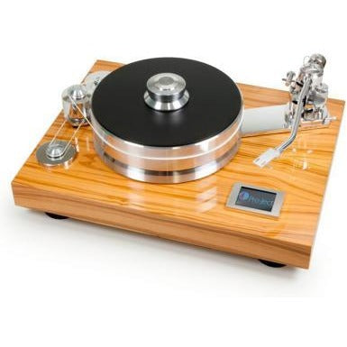 PRO-JECT AUDIO HIGH END TURNTABLE SIGNATURE 12(N/C) - Vinyl Sound