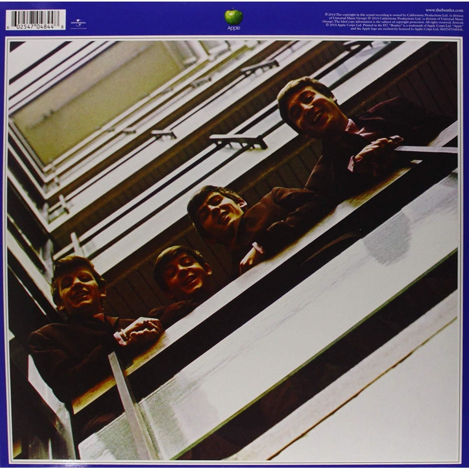 1967-1970 BLUE (2LP VINYL) - Vinyl Sound