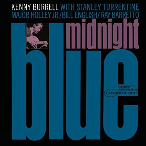 Midnight Blue (LP)