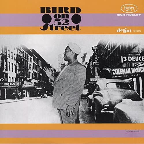 Bird On 52nd Street (LP)